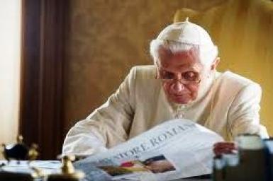 Pope Benedict XVI: telegram to French president