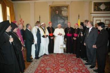 Le dialogue œcuménique est une priorité du Saint-Père Benoît XVI