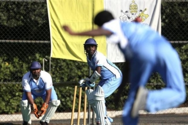 `Cricket diplomacy` to boost Catholic-Anglican friendship