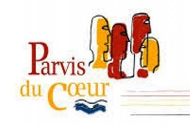 Parvis des Gentils 2013 à Marseille - Sous la forme d`un ``Parvis du Coeur``