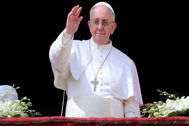 Pope Francis issues Peace Day Message