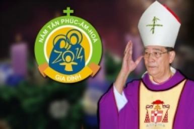 Saigon: Lettre pastorale de l'Avent