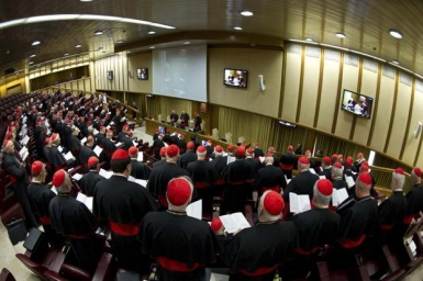 Vatican finances presented to Economic Council of Cardinals
