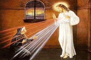 Homily for Divine Mercy Sunday