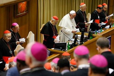 Synod on Family: Midterm report presented, 2015 Synod announced (2)