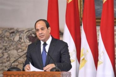 Egypt`s president calls for `religious revolution` in Islam