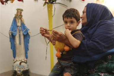 Millions of Muslims devoted to Our Lady and eager for exorcism