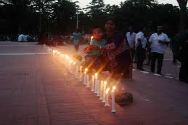 Muslims, Hindus and Catholics remember Baniarchar church victims
