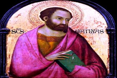 St. Matthias, Apostle