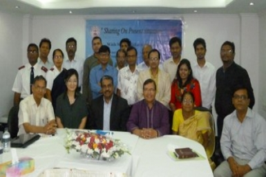 Solidarity visit to Bangladesh amidst growing religious intolerance