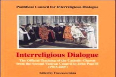 Dialogue inter-religieux et Magistère