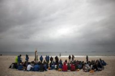 WYD Rio: speaking with Nigerian, Iraqi pilgrims