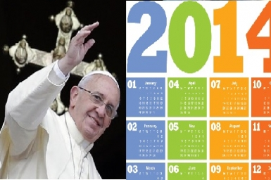New Year's resolutions: The Pope Francis list