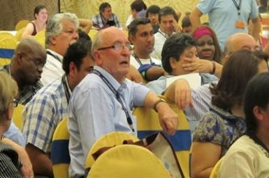 CLAI's president-elect values regional ecumenical relations
