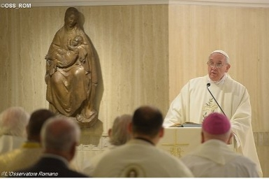 Pope: Those who do not dialogue disobey God