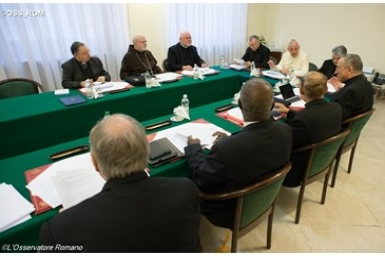 Ninth meeting of the Council of Cardinals