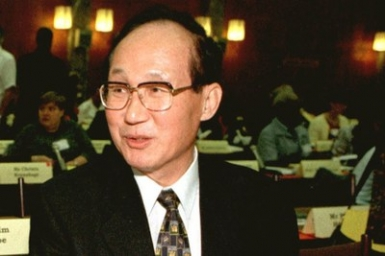 WCC expresses condolences on passing of Dr Kang Moon-Kyu