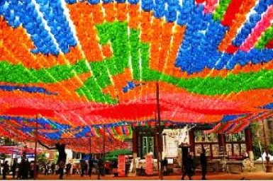 Lotus lantern festival designated as Korea`s ``important intangible cultural