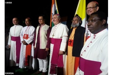 Nuncio to India marks Pope's 2nd anniversary of pontificate