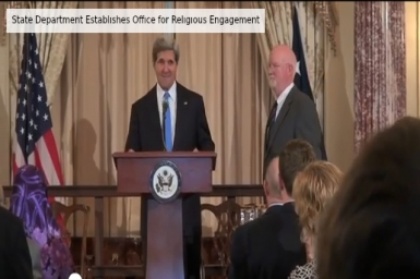 USA: State Department Establishes Office for Religious Engagement