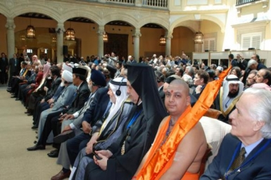 Cardinal calls for 'intelligence of heart` at interreligious forum
