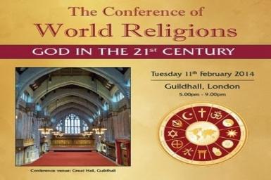 God in the 21st Century: Ahmadiyya Muslim Community Rallies Faith Leaders for World Peace