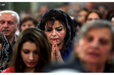 Consecrated men and women denounce persecution of Christians