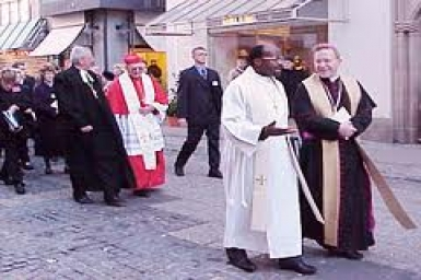 The Lutheran World Federation and the Catholic Church - Joint Declaration on the Doctrine of Justification