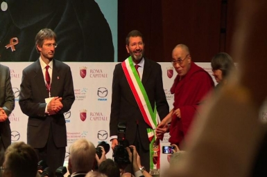 Concluding Session of the 14th World Summit of Nobel Peace Laureates