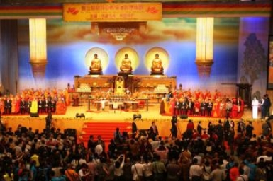 Third World Buddhist Forum closes in Hong Kong