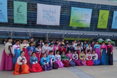 WCC Assembly concludes in South Korea