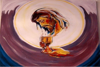 Bread of life: Gospel by pictures of Sunday XIX in Ordinary Time (12 Aug 2012)