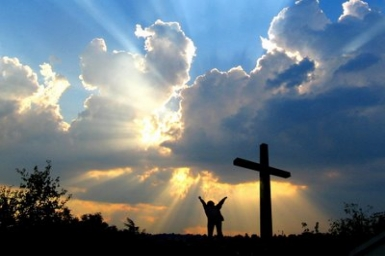 ``Courage! I have overcome the world``: Monday 7th of Easter (21 May 2012)