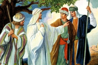 ``...who has not come to be served but to serve and to give his life to redeem many``: Wednesday 8th in Ordinary Time