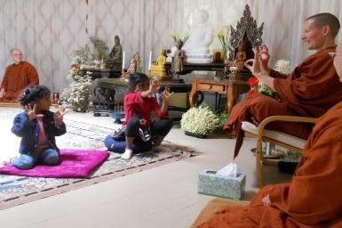 Superior Love through Superior Dhamma