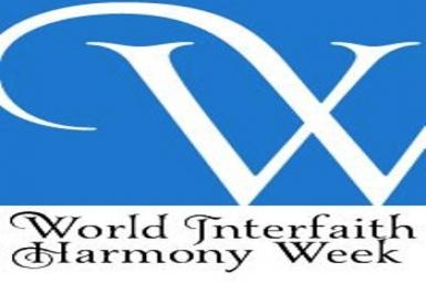 The World Interfaith Harmony Week