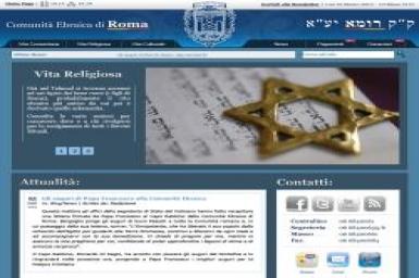 Pope Francis: Passover telegram to Jewish Community