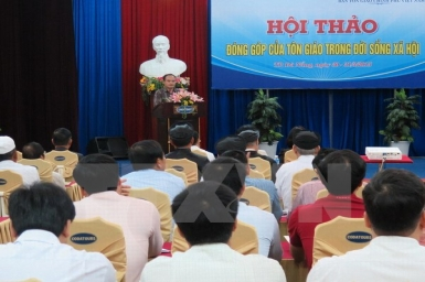 International Seminar in Danang City - The Baha'i Community of Viet Nam