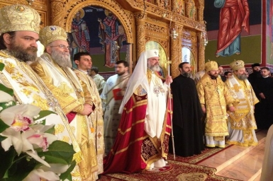 Churches reach agreement on pan-Orthodox Holy Synod in 2016