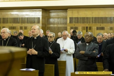 Pope Francis names members of Council for the Economy